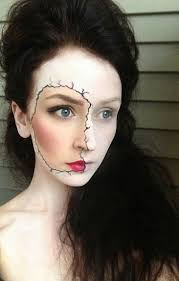 22 best halloween makeup images on pinterest costumes creepy