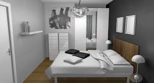 chambre ton gris idee deco chambre gris