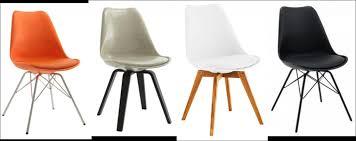 chaise type eames eames chaises excellent galette pour chaise tolix galette pour