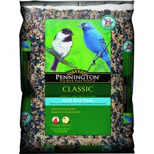 pennington ultra fruit u0026 nut blend wild bird feed 6 lbs walmart com