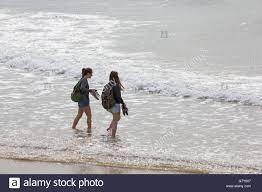 bournemouth dorset uk 27 june 2016 uk weather visitors