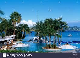 ritz carlton hotel on st thomas island us virgin islands caribbean