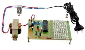 automatic lights intensity controller