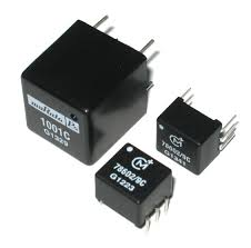 Transformer Coupled Transistor Amplifier Schematic Pulse Transformer Encyclopedia Magnetica