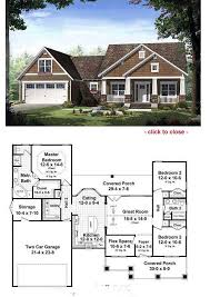 3 Bedroom Bungalow Floor Plans 287 Best Floor Plans Images On Pinterest House Layouts Home And