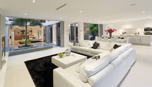 open plan living room cool home design fancy and open plan living