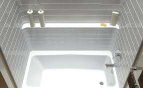 All In One Bathtub And Shower One Piece Bathtub Shower Combination U2022 Bath Tub