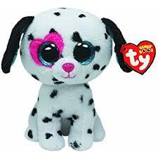 amazon ty beanie boos fetch dalmatian toys u0026 games