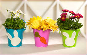 easter pails easter pails window gels hostess with the mostess