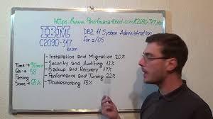 Db2 Database Administrator C2090 317 U2013 Db2 Exam System Administrator Test Z Os Questions