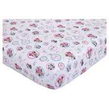 minnie mouse baby bedding target