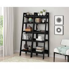 Leaning Ladder Bookcases by Furniture Home Rustic Ladder Shelf Nz Ladder Bookcases At Walmart