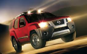 red nissan 2008 nissan x terra car wallpapers and specifications