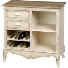 shabby chic buffet table gray ana farmhouse wine buffet diy projects to posh wine rack