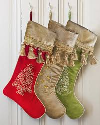 jeweled tree christmas stocking on sale now 19 00 balsam hill