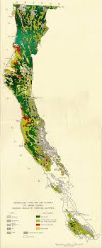 forest rangeland maps california research guides at humboldt