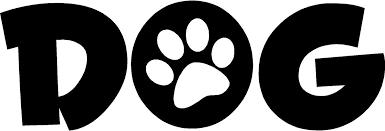 paw print tattoos on paw prints scroll clipart gclipart com