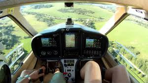 ct light sport aircraft ctls flight design cockpit view landing lzjs youtube