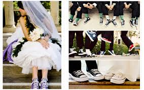 wedding shoes converse purple wedding shoes gardens of paradise