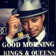 Howard Meme - terrance howard meme good morning kings and queens funny memes