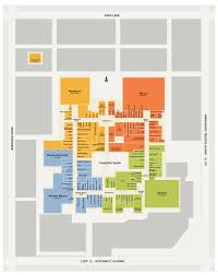 Map Dallas Northpark Center Dallas Shopping Luxury Shopping Fashion