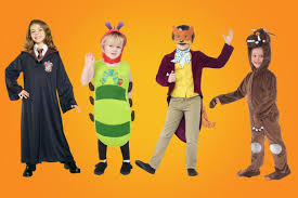 world book day 2017 the best fancy dress costume ideas for kids