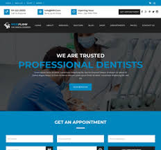 cms templates drupal templates dentist template appointment templates from themeforest
