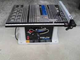 Delta Shopmaster Table Saw Delta Shopmaster Ts200ls Table Saw Espotted