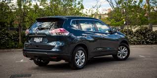 nissan trail 2016 2016 nissan x trail st awd review caradvice