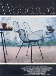 Vintage Woodard Wrought Iron Patio Furniture - furniture unique chair in black made of iron by woodard furniture