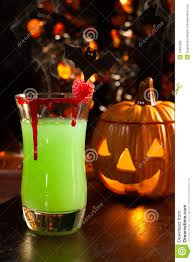 halloween drinks halloween drinks vampire u0027s kiss cocktail stock photo image