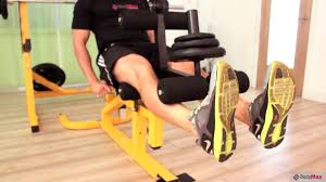 bodymax cf516 3 in 1 bench leg curl and preacher youtube