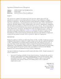 7 sample employment reference letter memo templates