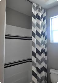 Floor To Ceiling Curtains Decorating Floor To Ceiling Shower Curtains U003d Instant Height To Tiny Bathroom
