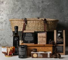 non food gift baskets looking for a delicious gourmet food gift