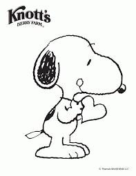 snoopy pics kids coloring