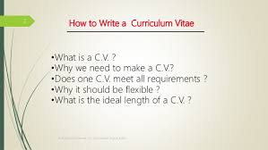 how to write a resum how to write resume cv