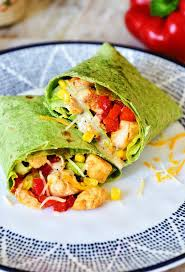 what are wraps southwest chicken caesar wraps in the lofthouse
