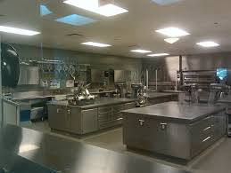 elegant and peaceful professional kitchen design professional