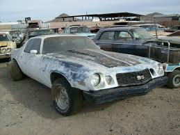 chevrolet camaro 1974 1974 chevrolet camaro 74ch0138d desert valley auto parts