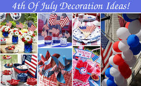 fourth of july decorations 4th of july decoration ideas for home
