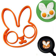 kitchen emoji diy owl rabbit silicone fried egg mold ring cooking kitchen tools