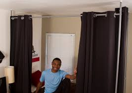 Dorm Room Window Curtains Ezprivacy The Original Bed Curtain System