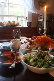 the roast turkey