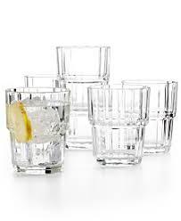 drinking glasses macy u0027s