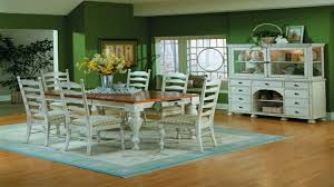 bungalow decorating ideas shabby chic dining room cottage style