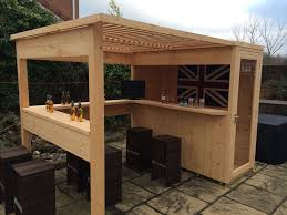 Garden Building Ideas Ideas For Turning A Shed Into A Bar Berbagi