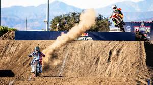 motocross bike makes electric mx bike makes professional debut at red bull straight