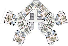 high rise apartment floor plans high rise residential floor plan google search apartment pinterest