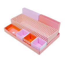 Box Makeup home decor diy paper removable makeup box dinodirect